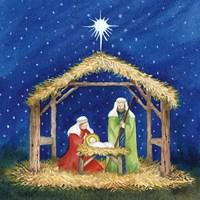 Christmas in Bethlehem III Fine-Art Print