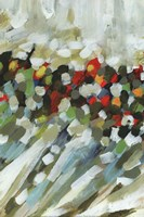 Poppy Swirls III Fine-Art Print