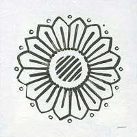 Patterns of the Amazon Icon IX Fine-Art Print