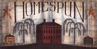 Homespun Fine-Art Print