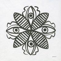 Patterns of the Amazon Icon III Fine-Art Print