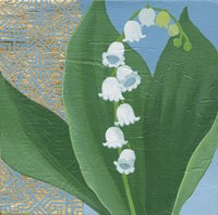 Lilies of the Valley I Fine-Art Print