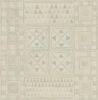 Geometric Tone on Tone II Fine-Art Print