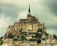 Mont St. Michel Fine-Art Print