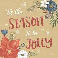Holiday Garden VII Fine-Art Print