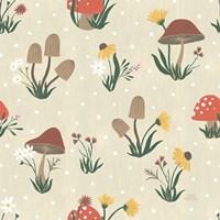 Autumn Garden Pattern V Fine-Art Print