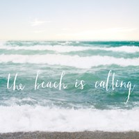 The Beach is Calling Fine-Art Print