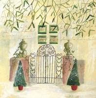 Holiday Gate Fine-Art Print