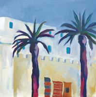 Palm Trees and Rugs Fine-Art Print
