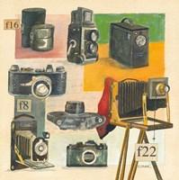 Cameras Fine-Art Print