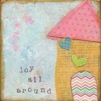 Joy All Around Fine-Art Print