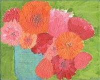 Bursting Blooms Fine-Art Print