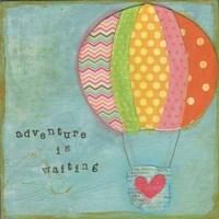 Adventure is Waiting Fine-Art Print