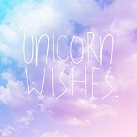 Unicorn Wishes Fine-Art Print