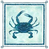 Crab II Frame Fine-Art Print