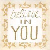 Believe in You Fine-Art Print