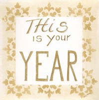This is Your Year Fine-Art Print