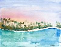 Tropical Landscape Fine-Art Print