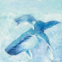 Blue Mama Fine-Art Print