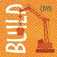 Crane Build Fine-Art Print