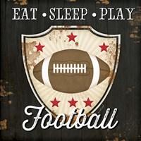 Football I Fine-Art Print