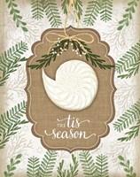 Coastal Christmas Season Fine-Art Print