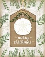 Coastal Christmas Merry Fine-Art Print