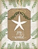 Coastal Christmas Joy Fine-Art Print