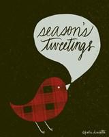 Seasons Tweetings Fine-Art Print