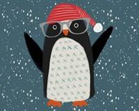 Hip Penguin Fine-Art Print