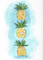 Pineapples Fine-Art Print
