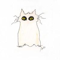 Ghost Cat Fine-Art Print