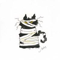 Mummy Cat Fine-Art Print