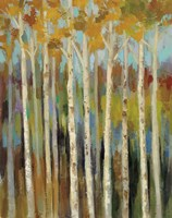 Young Forest I Fine-Art Print