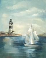 Northeastern Breeze I Fine-Art Print