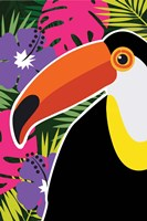 Tropical Toucan Fine-Art Print