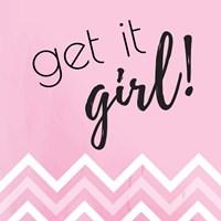 Get it Girl Fine-Art Print