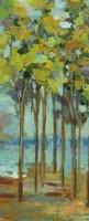 Spring Trees Panel I Fine-Art Print