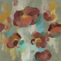Marsala Blooms III Fine-Art Print
