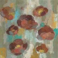 Marsala Blooms II Fine-Art Print