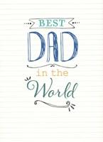 Best Dad Fine-Art Print