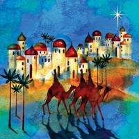 Three Wisemen Fine-Art Print