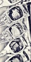 Cool Glass II Fine-Art Print