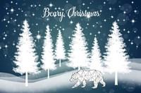 Beary Christmas Fine-Art Print