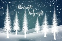 Silent Night Fine-Art Print