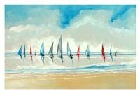 Boats IV Fine-Art Print