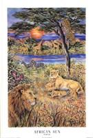 African Sun Fine-Art Print