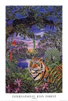 International Rain Forest Fine-Art Print