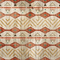 Natural History Lodge Southwest Pattern VII Fine-Art Print