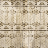 Natural History Lodge Pattern VII Fine-Art Print